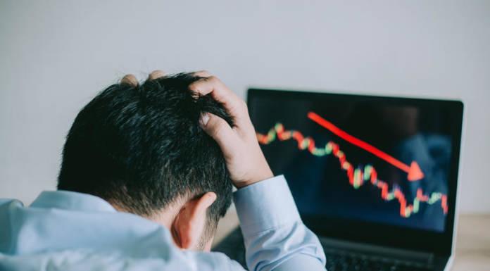 Straty podczas tradingu